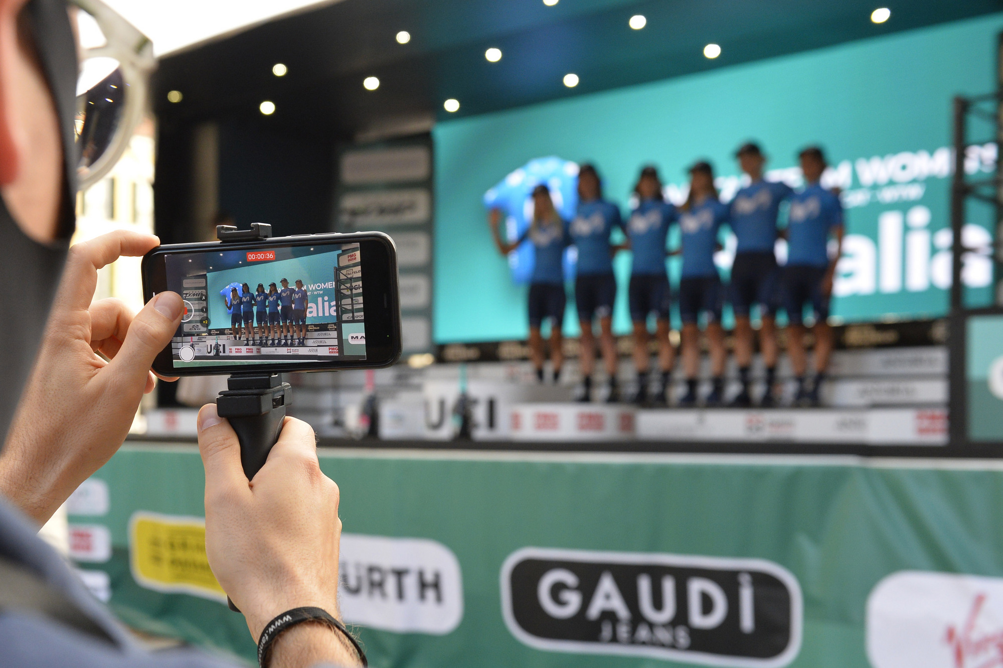 The 144 athletes in the Giro d'Italia Donne 2021 are made official