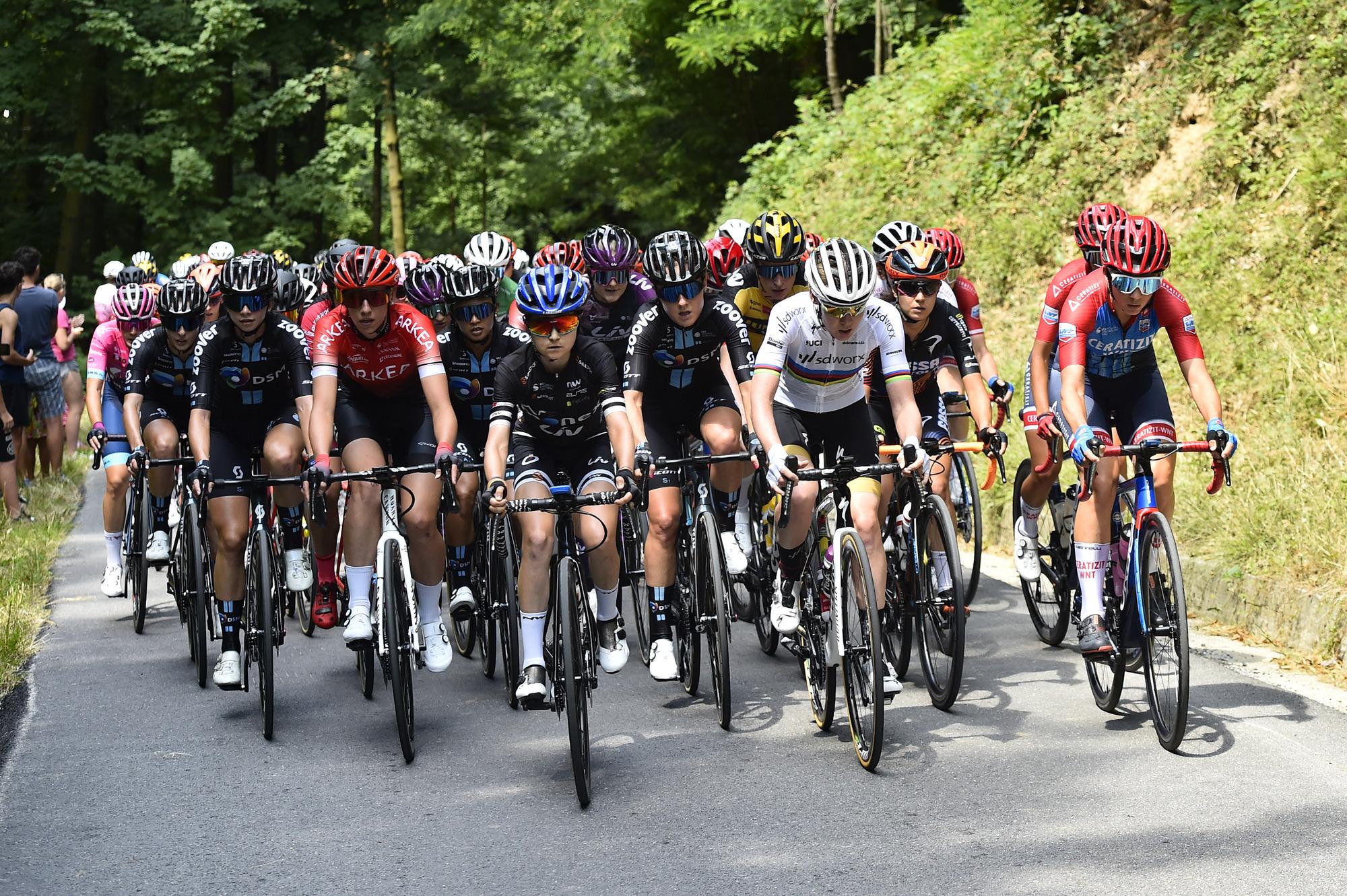 Second stage Giro d'Italia Donne: Boves – Prato Nevoso